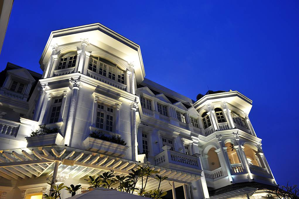 Villa Song Saigon Luxury Boutique Hotel - Front