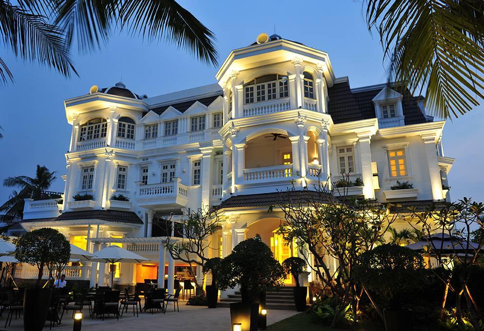 Villa Song Saigon Luxury Boutique Hotel - Front