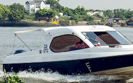 Villa Song Saigon Hotel Transfer - Hotel Shuttle Boat