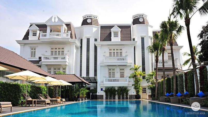 Review by Life Style Asia - Checking in: Villa Song Saigon in Ho Chi Minh City - Villa Song Saigon Hotel