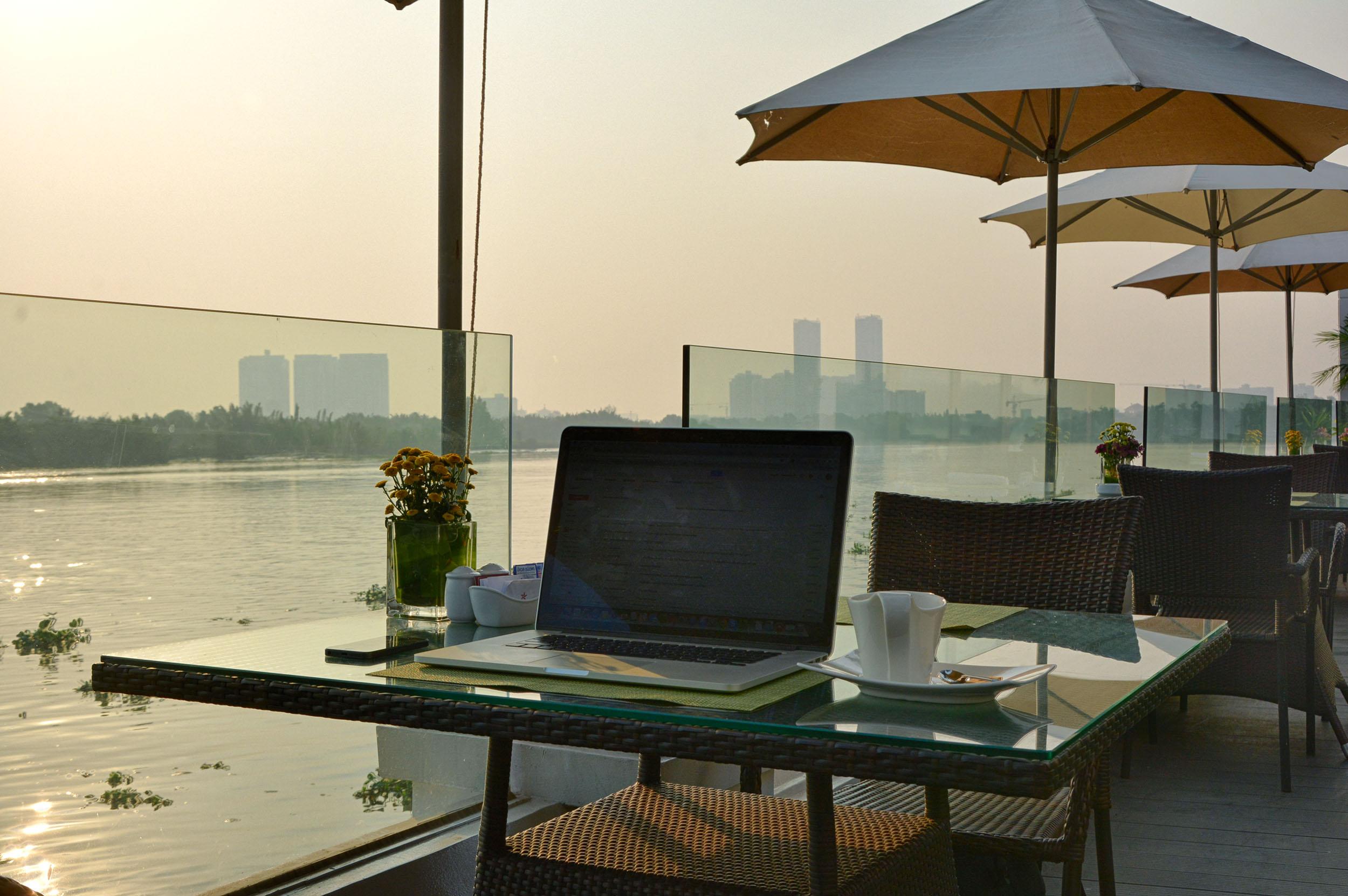 Coolest Offices - Villa Song Saigon Luxury Boutique Hotel