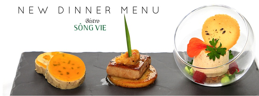 Villa Song Saigon Luxury Boutique Hotel - New Menu at Bistro Song Vie