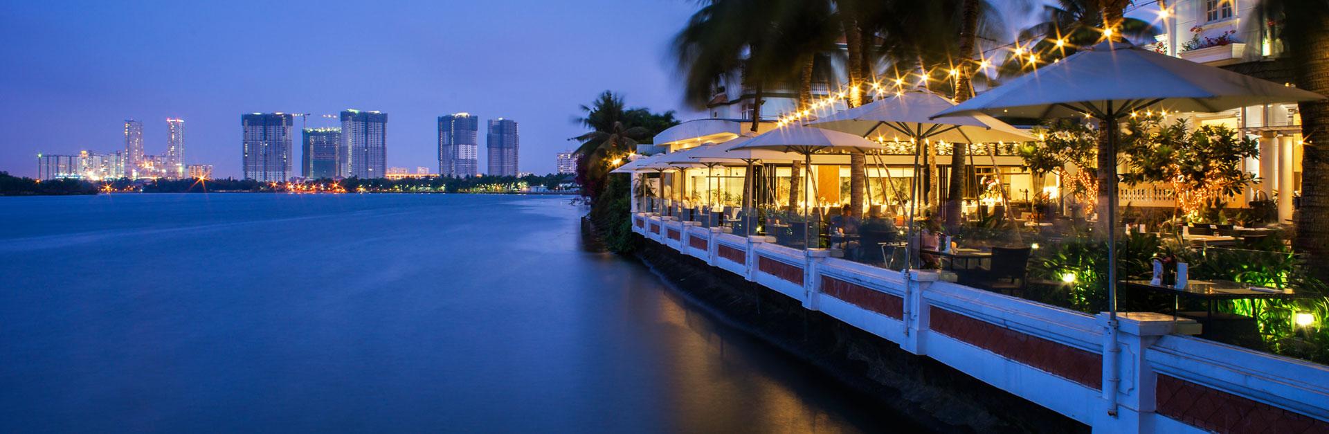 Villa Song Saigon Boutique Luxury Hotel Vietnam Slider Bistro