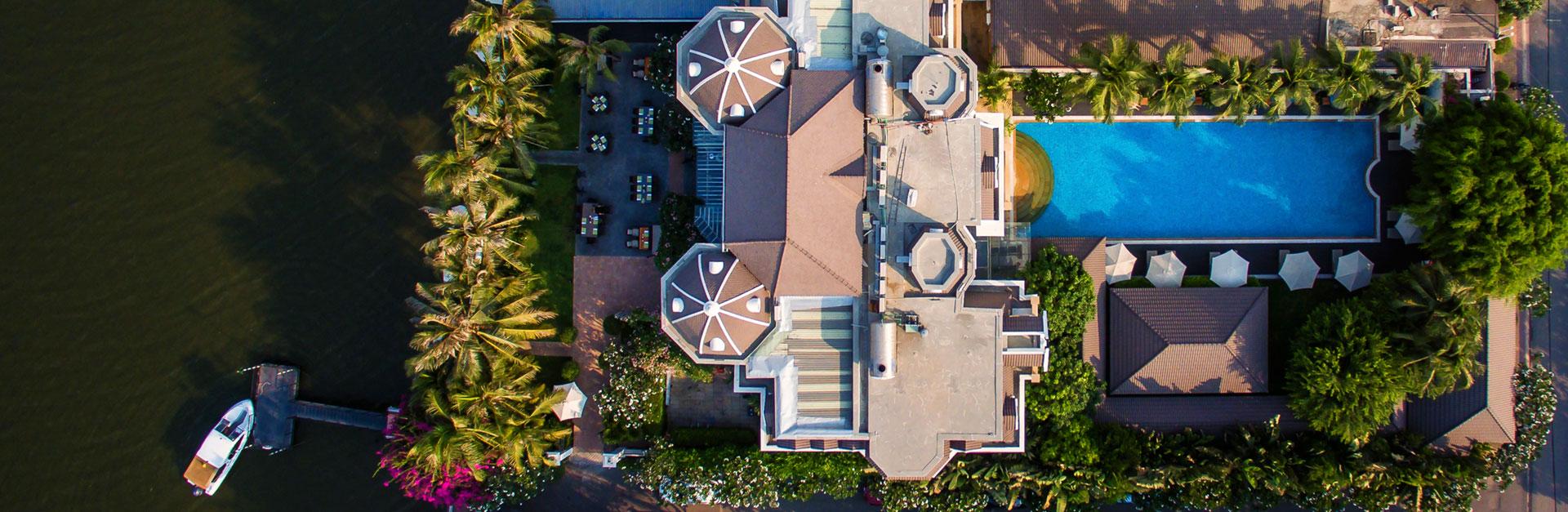 Villa Song Saigon Boutique Luxury Hotel Vietnam Slider Intro