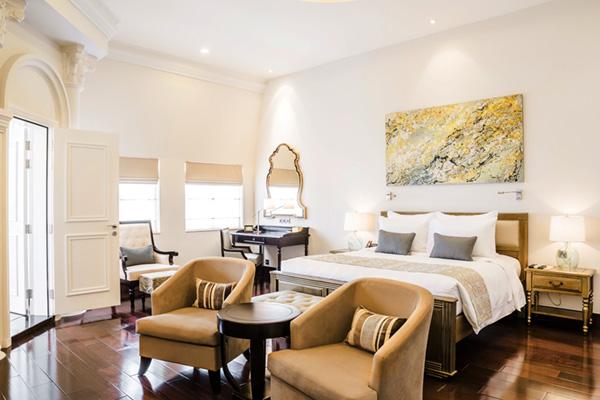 Villa Song Saigon Boutique Luxury Hotel Vietnam Slider Mobile Room