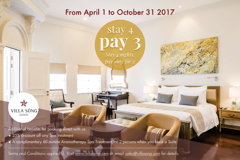 summer deal 2017 stay 4 nights pay for 3 nights